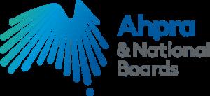 AHPRA & National Boards -Logo